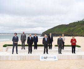Βρετανία Κορνουάλη: Συνεχίζεται για δεύτερη μέρα η σύνοδος κορυφής των G7