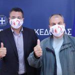 ΠΚΜ: Περισσότεροι από 150 πολίτες ανταποκρίθηκαν στο κάλεσμα για εθελοντική αιμοδοσία