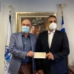 Δήμαρχος Τρίπολης: «Χρυσή χορηγία για ένα ξεχωριστό έργο»!