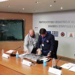 Δήμος Διονύσου: Συνάντηση Καλαφατέλη με Νίκο Χαρδαλιά, στο πλαίσιο σύσκεψης για την αντιπυρική περίοδο