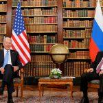 Συνάντηση Μπάιντεν-Πούτιν στην Γενεύη- Οι πρώτες εικόνες