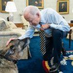 Δύσκολες ώρες για τον Μπάιντεν, έχασε τον αγαπημένο του σκύλο «Τσάμπ»
