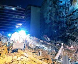 ΗΠΑ: Σοκ στο Μαϊμάμι, κατέρρευσε 12οροφο κτίριο- Φόβοι για νεκρούς και εγκλωβισμένους