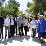 Θ. Αμπατζόγλου: «Το Μαρούσι γίνεται καθημερινά περισσότερο φιλικό στον πολίτη, με σεβασμό στο περιβάλλον και την πολιτιστική του ιστορία»