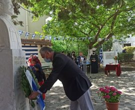 Δ. Ωραιοκάστρου: Τιμήθηκαν στο Μελισσοχώρι η επέτειος της 19ης Ιουνίου 1913 και οι ήρωες της μάχης Κιλκίς – Λαχανά