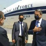 Στο Κάιρο ο πρωθυπουργός Κυριάκος Μητσοτάκης (βίντεο)
