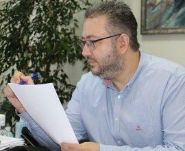 Επιστολή Δημάρχου Ωραιοκάστρου στον Μ. Χρυσοχοΐδη για να ενισχυθεί άμεσα το ΑΤ της πόλης