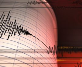 Σεισμική δόνηση 4,6 Ρίχτερ νοτιοανατολικά της Ρόδου