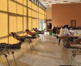 Πάνω από 300 φιάλες αίμα για τον Δήμο Σαρωνικού από εθελοντές αιμοδότες