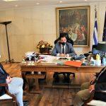 Θετικά μηνύματα από τη συνάντηση του Αντωνακόπουλου – Γεωργιάδη για τα μεγάλα αναπτυξιακά έργα