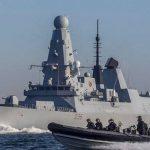 Το Λονδίνο υποβαθμίζει το περιστατικό στη Μαύρη Θάλασσα εναντίον βρετανικού αντιτορπιλικού