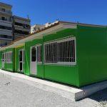 Δήμος Κορδελιού Ευόσμου: Προκατασκευασμένες αίθουσες για την Προσχολική Αγωγή