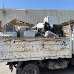 Δήμος Χανίων: 4.5 τόνους ηλεκτρικά απόβλητα με το σύστημα «πόρτα-πόρτα»