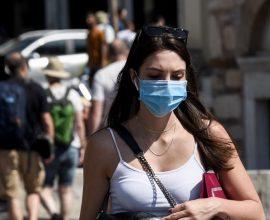 Πότε θα βγάλουμε τις μάσκες στους εξωτερικούς χώρους