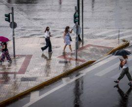 Έως και 5 βαθμούς χαμηλότερη η θερμοκρασία στην Ελλάδα τον φετινό Ιούνιο