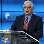 Μπορέλ: «Απέναντι στη Μόσχα η Ευρωπαϊκή Ένωση πρέπει να ενωθεί»