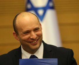 Ισραήλ: Τέλος εποχής για Νετανιάχου – Ο Ναφτάλι Μπένετ ορκίστηκε Πρωθυπουργός
