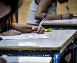 Πανελλαδικές 2021: Έναρξη για τους υποψηφίους των ΕΠΑΛ σήμερα με Νεοελληνική Γλώσσα και Λογοτεχνία