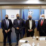 Περιφέρεια Αττικής: Συνάντηση Πατούλη με τους Προέδρους Επαγγελματικών Επιμελητηρίων Αθηνών και Πειραιά