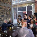 ΠΒΑ: Eπίσκεψη Κ. Μουτζούρη σε Σκαλοχώρι και Πελόπη Λέσβου