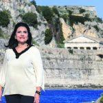 ΠΙΝ: Τετραήμερη επίσκεψη της Περιφερειάρχη Ιονίων Νήσων στη Λευκάδα
