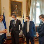 Συνάντηση Μαλούτα – Συρίγου για το Πανεπιστήμιο: Τη στήριξη για την ενίσχυση του ιδρύματος ζήτησε ο Δήμαρχος Κοζάνης