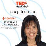 Δήμος Μαλεβιζίου: Η Σταυρούλα Τσινόρεμα στο TEDxAgiaPelagia