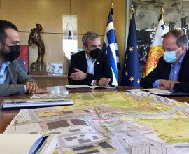 Δήμος Θεσσαλονίκης: Πράσινο φως για διάνοιξη της Ψελλού και ανάπλαση σε Νέα Ελβετία