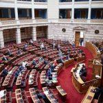 Ψηφίστηκε από την κυβερνητική πλειοψηφία με 158 ψήφους, το εργασιακό