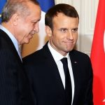 Συνομιλία Μακρόν-Ερντογάν πριν από τη σύνοδο κορυφής του ΝΑΤΟ