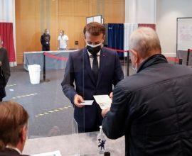 Γαλλία-περιφερειακές εκλογές: Ήττα για το κόμμα του Μακρόν ο α΄ γύρος, λέει ο υπ. Εσωτερικών