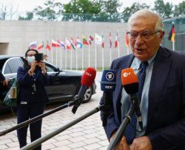 Λευκορωσία, Τουρκία, Ιράκ ψηλά στην ατζέντα των Υπουργών Εξωτερικών της ΕΕ