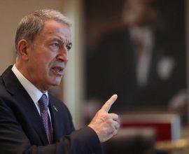 Πρόκληση και παραλήρημα Ακάρ: «Η Τουρκία δεν είναι μία ξένη δύναμη στη Λιβύη»