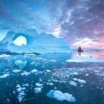 Γροιλανδία: Έχασε τεράστια ποσότητα πάγου, την 3η μεγαλύτερη εδώ και 70 χρόνια