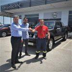 Παραδόθηκε υπερσύγχρονο όχημα από τον Δήμαρχο Κορινθίων στους Εθελοντές της Σολυγείας