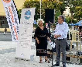 Αρναουτάκης: «Η Γυναικεία επιχειρηματικότητα είναι βασικός πυλώνας της οικονομίας της Κρήτης»