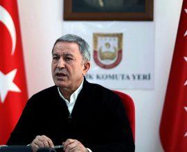 Νέες προκλήσεις Ακάρ: «Οι Έλληνες, δεν μπορούν να αλλάξουν τις ισορροπίες με τρία ή πέντε μεταχειρισμένα αεροπλάνα»