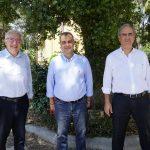 Ο Δήμος και οι Σύλλογοι Αμαρουσίου και ο Δήμος Κηφισιάς συνδράμουν εθελοντικά τις ανάγκες σε εξοπλισμό του Δάσους Συγγρού
