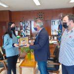 Π.Ε. Τρικάλων: Συγχαρητήρια Χρήστου Μιχαλάκη στη Φένια Τζέλη