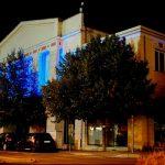 Καλή Επιτυχία Μίλτο Τεντόγλου! – Στο μπλε της Ελλάδας το Δημαρχείο Γρεβενών για τον Κορυφαίο Πρωταθλητή