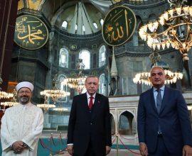 Σφαλιάρα της UNESCO στον Ερντογάν για Αγιά Σοφιά και Μονή της Χώρας
