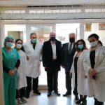 Αμπατζόγλου: «Ο Δήμος μας στην πρώτη γραμμή της μάχης κατά της πανδημίας»