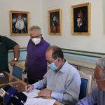 Περιφέρεια Πελοποννήσου: Συμβάσεις έργων 774.400 ευρώ για την Αρκαδία υπέγραψε ο Π. Νίκας