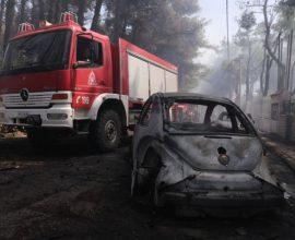 Δήμος Διονύσου: Λεπτομέρειες για τη διαδικασία καταγραφής ζημιών λόγω της πυρκαγιάς