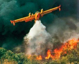 ΓΓΠΠ: Πολύ υψηλός κίνδυνος πυρκαγιάς για 4 Περιφέρειες της χώρας