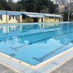 Ανοιχτό για το κοινό το δημοτικό κολυμβητήριο Καλαμαριάς λόγω καύσωνα
