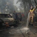 Δήμος Διονύσου: Μετρούν πληγές οι κάτοικοι μετά την φωτιά – Σε σύλληψη μετατράπηκε η προσαγωγή 64χρονου μελισσοκόμου
