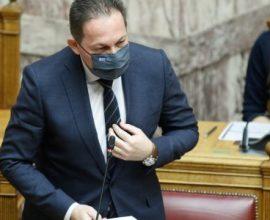 Αν. Υπουργός Εσωτερικών: «Σε ένα κράτος ισονομίας δεν χωρούν πολίτες δύο ταχυτήτων»