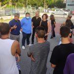 Ενημέρωση του Δήμου Εορδαίας για θέματα ασφάλειας και προστασίας της σωματικής ακεραιότητας των νέων