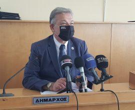Στο πλευρό των κατοίκων του Αχλαδοχωρίου ο Δήμαρχος Σιντικής για την πιθανή λειτουργία λατομείου στον Λαϊλιά